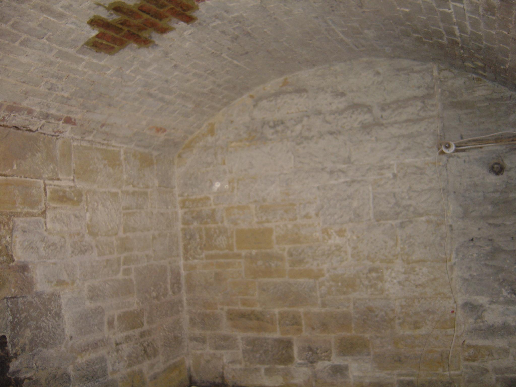 Cellar 1 - Brickwork & Stone