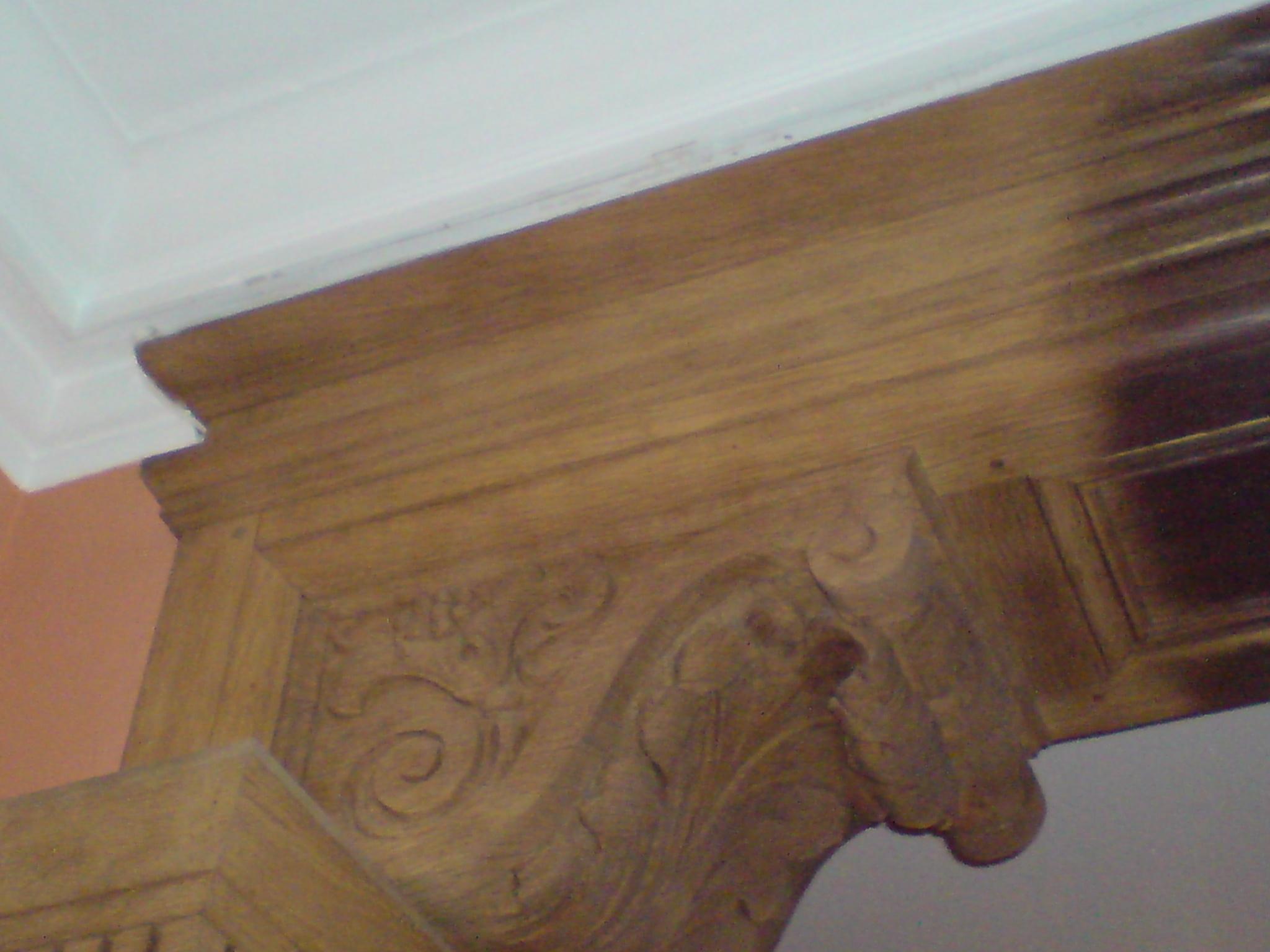 Corbel 2 - Wood