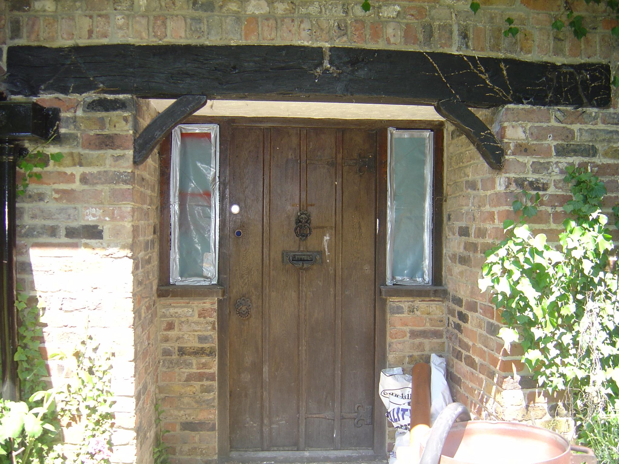 Porchway 1 - Wood
