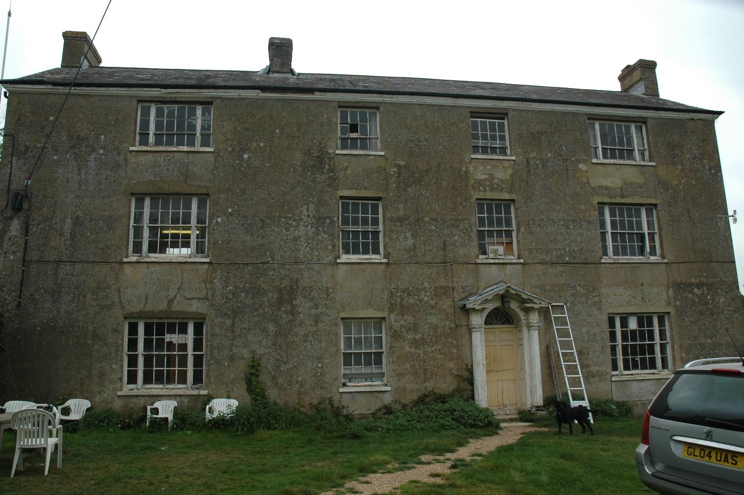 Stone House 1 - Brickwork & Stone