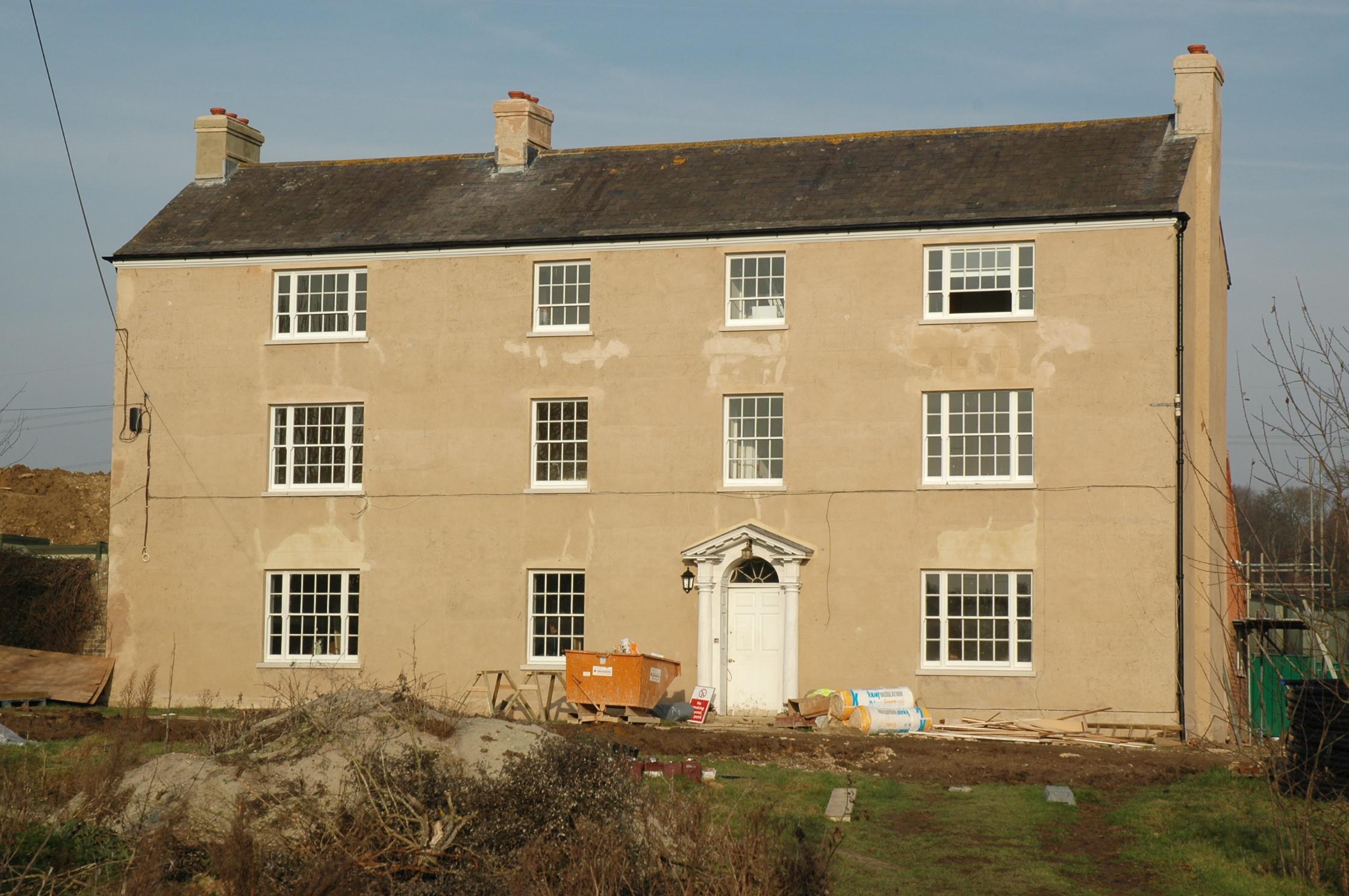 Stone House 2 - Brickwork & Stone
